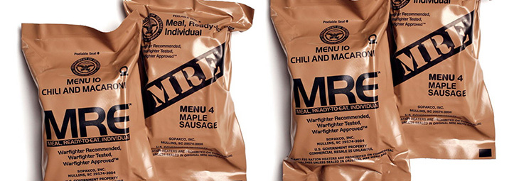 What is an MRE?