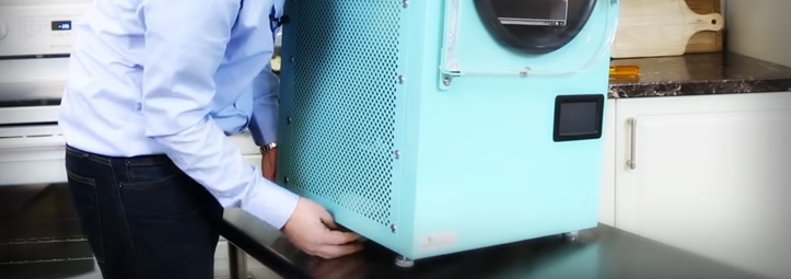 VIDEO: Harvest Right - Setting Up Your Freeze Dryer