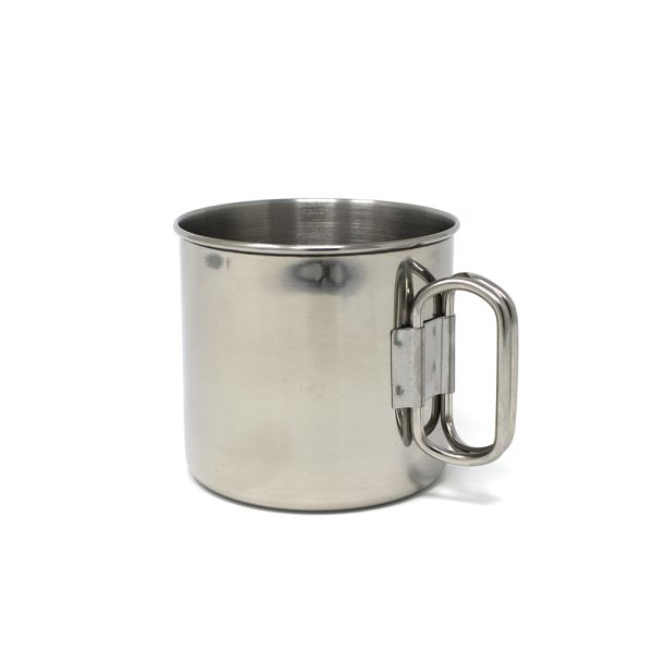 Durable Steel Cooking Cup